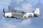 N9854Z - Private Grumman TBM-3 Avenger aircraft