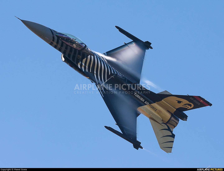 Turkey - Air Force 88-0029 aircraft at Fairford