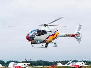 HE.25-10 - Spain - Air Force: Patrulla ASPA Eurocopter EC120B Colibri