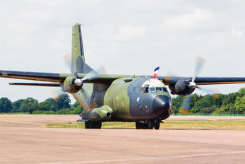 50+72 - Germany - Air Force Transall C-160D