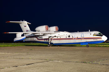 RF-31121 - Russia - МЧС России EMERCOM Beriev Be-200