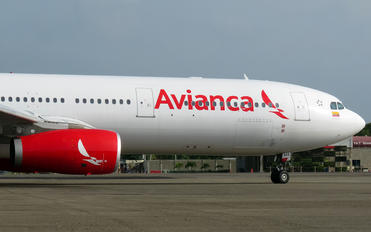 N803AV - Avianca Airbus A330-300