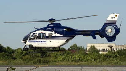 297 - Romania - Police Eurocopter EC135 (all models)