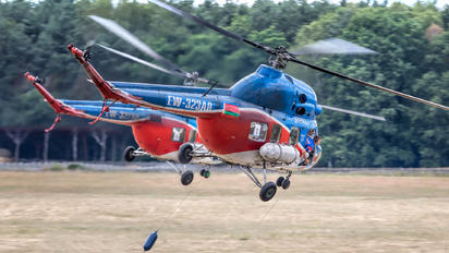 EW-323AO - Belarus - DOSAAF Mil Mi-2
