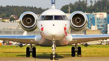 9H-CIO - Private Bombardier BD-700 Global Express aircraft