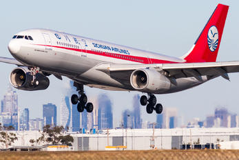 B-6517 - Sichuan Airlines  Airbus A330-200