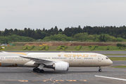 A6-BLC - Etihad Airways Boeing 787-9 Dreamliner aircraft