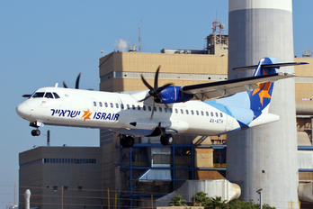 4X-ATH - Israir Airlines ATR 72 (all models)