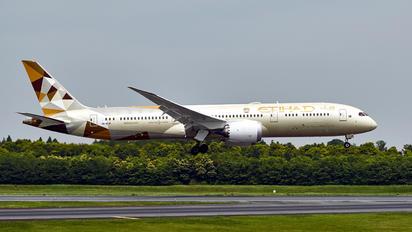 A6-BLM - Etihad Airways Boeing 787-9 Dreamliner