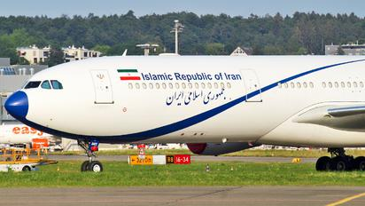 EP-IGA - Iran - Government Airbus A340-300
