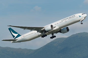 B-KPY - Cathay Pacific Boeing 777-300ER