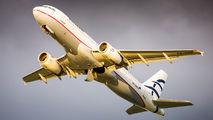 SX-DGB - Aegean Airlines Airbus A320 aircraft