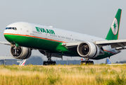 B-16705 - Eva Air Boeing 777-300ER aircraft
