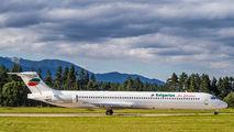 LZ-LDJ - Bulgarian Air Charter McDonnell Douglas MD-82 aircraft