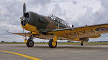 N696RE - Private North American Harvard/Texan (AT-6, 16, SNJ series) aircraft