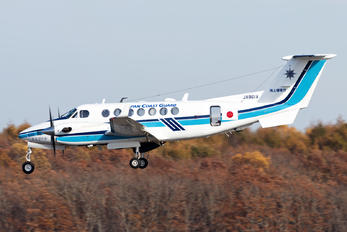 JA861A - Japan - Coast Guard Beechcraft 350 Super King Air