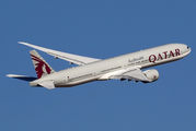 A7-BAJ - Qatar Airways Boeing 777-300ER aircraft