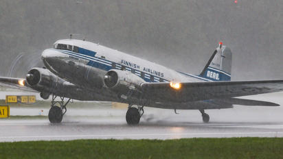 OH-LCH - Aero - Finnish Airlines (Airveteran) Douglas DC-3