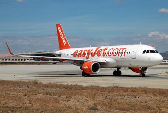 OE-IJZ - easyJet Europe Airbus A320