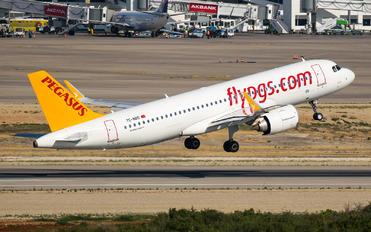 TC-NBD - Pegasus Airbus A320 NEO