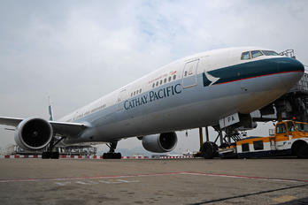 B-KPA - Cathay Pacific Boeing 777-300ER