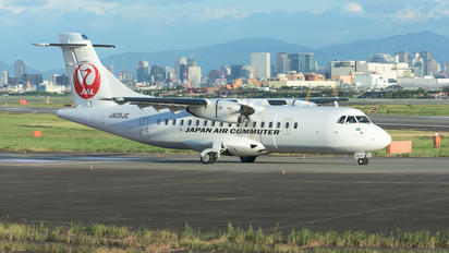 JA05JC - JAL-  Japan Air Commuter ATR 42 (all models)