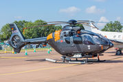 D-HDDL - Germany - Navy Eurocopter EC135 (all models) aircraft