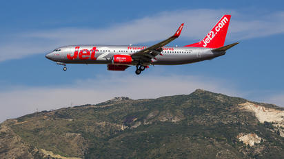 G-JZBL - Jet2 Boeing 737-8MG