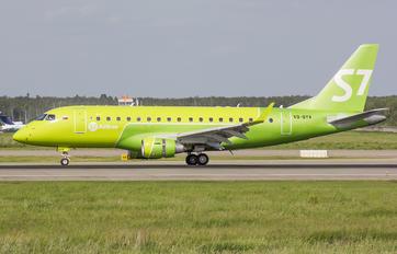 VQ-BYV - S7 Airlines Embraer ERJ-170 (170-100)