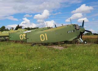 01 - Belarus - DOSAAF Antonov An-2
