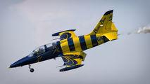 YL-KSL - Baltic Bees Jet Team Aero L-39C Albatros aircraft