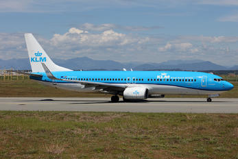 PH-HSD - KLM Boeing 737-800