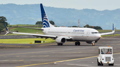 HP-1834CMP - Copa Airlines Boeing 737-800