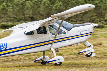 EC-FB9 - Private Tecnam P92 Echo, JS & Super