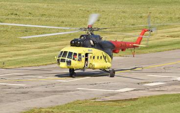 OM-AVB - UTair Europe Mil Mi-8MTV-1