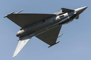 C.16-36 - Spain - Air Force Eurofighter Typhoon S