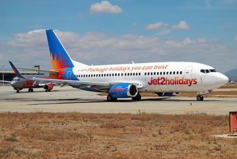 G-GDFN - Jet2 Boeing 737-300
