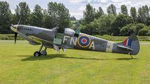 G-ENAA - Private Supermarine Spitfire Mk.26 (replica) aircraft