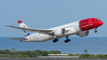 LN-LNH - Norwegian Long Haul Boeing 787-8 Dreamliner aircraft