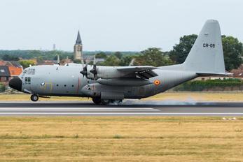 CH-09 - Belgium - Air Force Lockheed C-130H Hercules