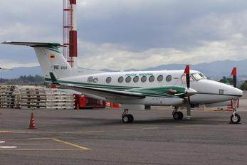 PNC-0204 - Colombia - Police Beechcraft 200 King Air