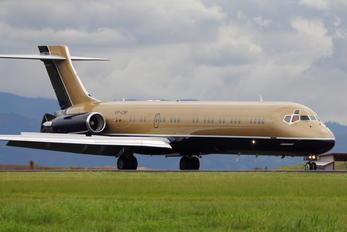 VP-CNI - Private McDonnell Douglas MD-87