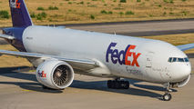 N858FD - FedEx Federal Express Boeing 777F aircraft