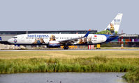 TC-SNY - SunExpress Boeing 737-800 aircraft