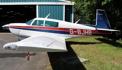 G-BJHB - Private Mooney M20J