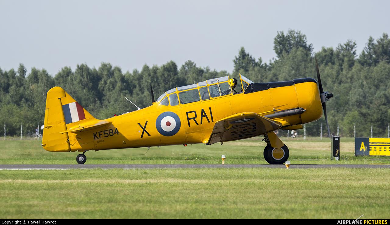 Private SP-YIX aircraft at Mielec