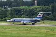RF-66054 - Russia - Air Force Tupolev Tu-134UBL aircraft