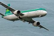 EI-CPG - Aer Lingus Airbus A321 aircraft