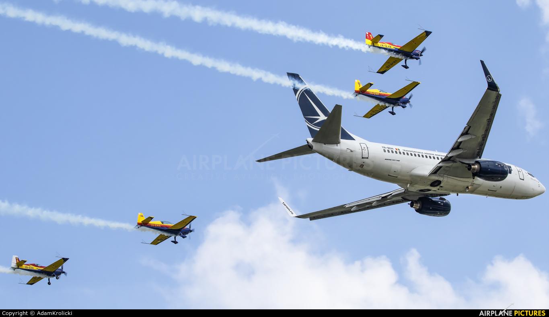 Tarom YR-BGH aircraft at Bucharest - Aurel Vlaicu Intl