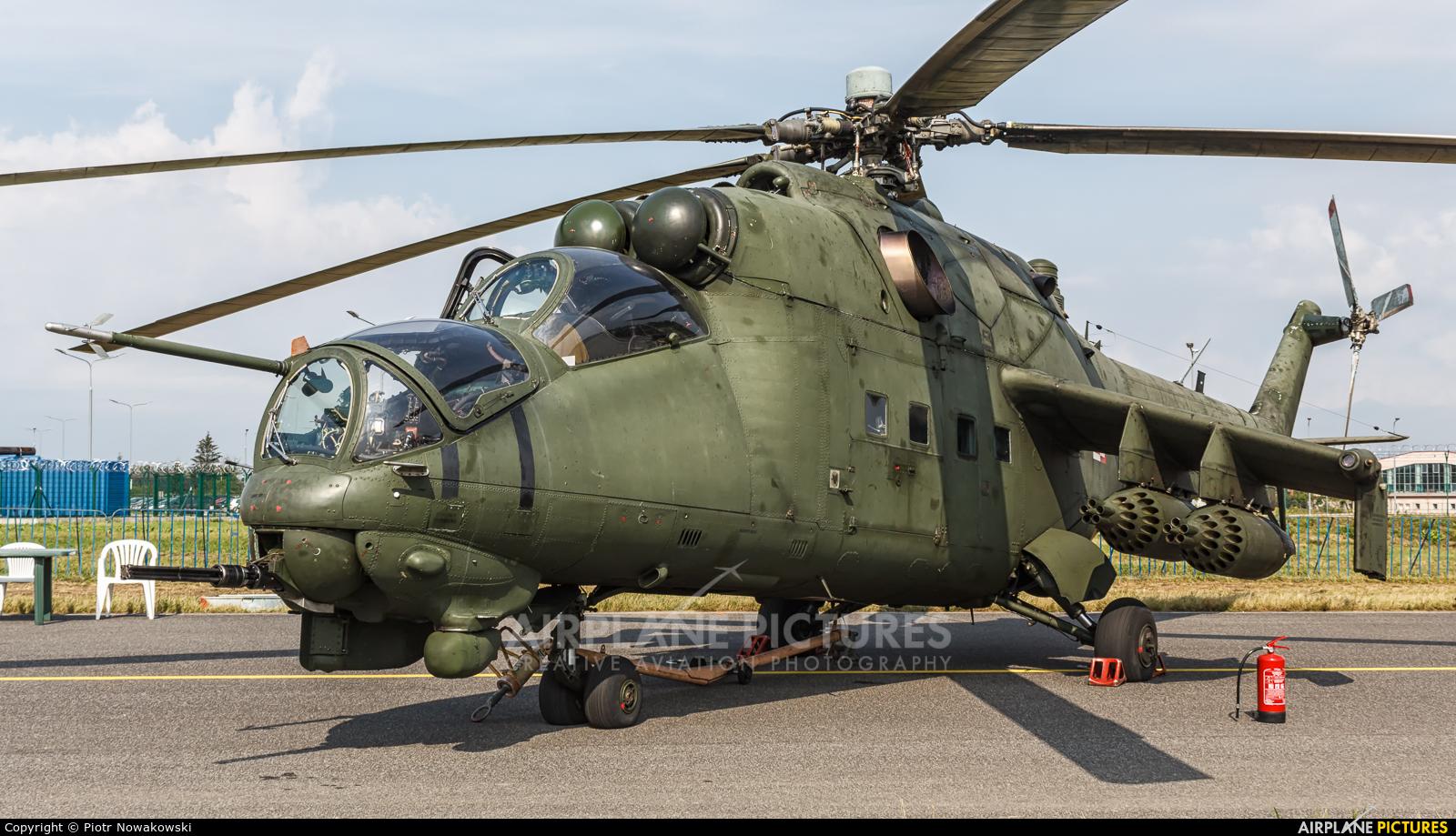 Poland - Army 456 aircraft at Radom - Sadków